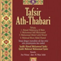 Buku Tafsir Ath-Thabari Jilid 8