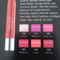 Lipstik revlon colorburst lacquer balm lipstik promo sale