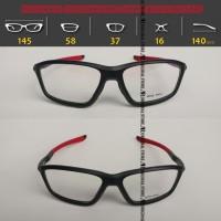 Kacamata Crosslink Zero Cross Link Frame Kacamata Baca Minus Plus 01