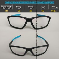 Kacamata Crosslink Zero Cross Link Frame Kacamata Baca Minus Plus 02