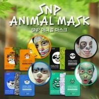 SNP ANIMAL MASK sheet original