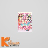KOMIK NEXT G MY FIRST BIRTHDAY - READY STOCK