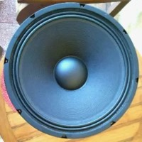 Speaker 15 inch ACR 15600 BLACK 500watt 8ohm original Component
