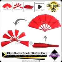 Magic Broken Fan - Magic Kipas Broken Manipulasi - Art - Alat Sulap