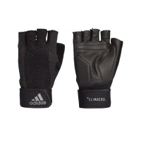 Sarung  Tangan Olahraga Glove Fitness Glove Senam Glove Adidas Murah