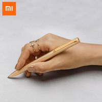 Xiaomi Mi Jia Metal Signature Pen Pulpen - 100% Original