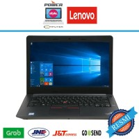 Lenovo Thinkpad Edge E470-P00 - i3 7100U- 4GB- 1TB- DOS- 14