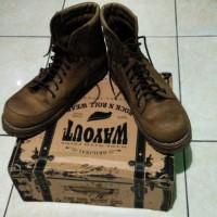 Jual Safety Shoes Wayout Rock N Roll - Sepatu Murah Keren Bandung - Wayout Murah