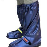 Sepatu Hujan Metro Tiger Head 67009 Anti Slip + Reflektor Cover sepatu