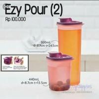 Ezy Pour Tupperware tempat minyak (2pcs)