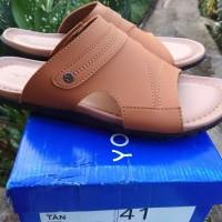 Sandal casual pria Yongki Komaladi original 100% fullset box new