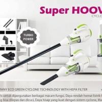 VACUUM CLEANER BOLDE SUPER HOOVER CYCLONE VACUM NYA ARTIS INDONESIA