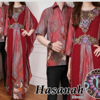 Jual Couple baju muslim elegan couple batik murah Murah