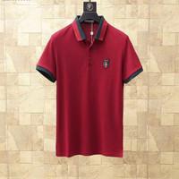 Baju Gucci Pria Polo Shirt Mirror Quality