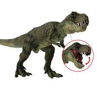 Tyrannosaurus Rex T-Rex Figure Dinosaurus Model Simulasi Dino