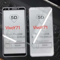 TEMPERED GLASS 5D FOR TYPE HANDPHONE VIVO V7 PLUS
