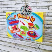 Fun Doh Bake It - Lilin Mainan Anak FunDoh PlayDoh Play Doh kut
