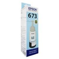 TINTA EPSON T6735-LIGHT CYAN NEW