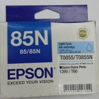 EPSON 85N , T0855/T0855N LIGHT CYAN (TREND)