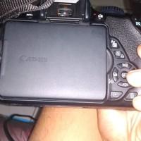 Kamera Dslr Canon Eos 650D Asli ori