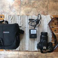 Digital Kamera DSLR Canon EOS 600D Fullset +Bonus