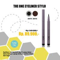 The one eyeliner stylo - hitam