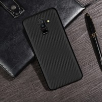 Case Samsung Galaxy A6 / A6 PLUS 2018 Fit Carbon Candy Back Casing