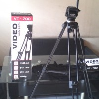 Tripod Excell Pro VT 700