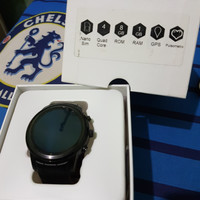 Smartwatch Finow X5 Plus 3G AMOLED Android - Hitam