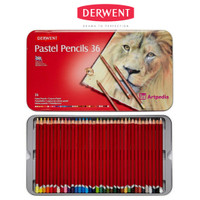 Derwent Pastel Pencil 36/Derwent Pastel Pencil Tin 36 /Pensil Derwent