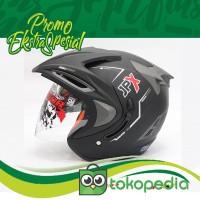 Helm JPX Supreme Best Seller, Kualitas Setara INK BMC KYT Retro