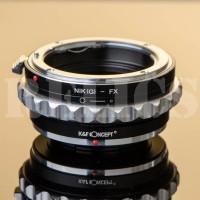 K&F Adapter Nikon Lens To Fuji Mirrorless