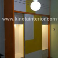 Lemari duco kitchen set furniture duco