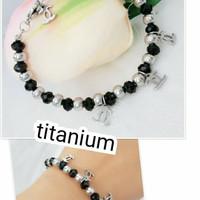 Gelang Tangan Titanium