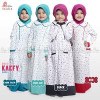 dress anak KAEFY MIULAN baju gamis terlaris miulan simple best seller