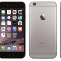 iPhone 6 16GB NEW GARANSI ( PLATINUM ) 1 TAHUN