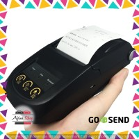 Mini Portable Bluetooth Thermal Receipt Printer - RD-1800 - Black