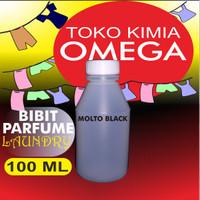 Bibit Parfum Laundry Molto Black 100 ML