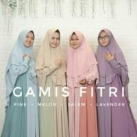 Gamis GAMIS FITRI - Hijab Alila termurah