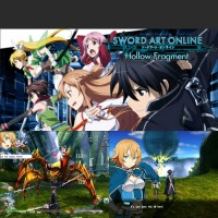 Sword Art Online Hollow Fragment April 2018 Game PC Laptop Terbaru