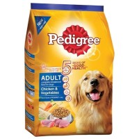 Makanan Anjing Dog Food Pedigree Chicken and Vegetables 10kg