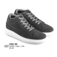 Sepatu Sneakers / Kets Kasual Wanita Original By Everflow BO VSD 20