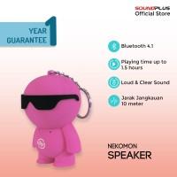 Soundplus - Nekomon | Portable Speaker Bluetooth Murah Promo Lucu