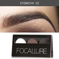 Focallure Eyebrow Powder - 02 thumbnail