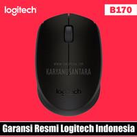 [Garansi Resmi] Logitech B170 Wireless Mouse
