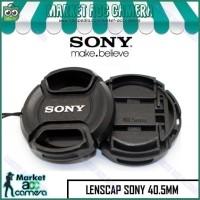 Lens Cap / Tutup Lensa Sony 40.5mm (A5000 A5100 A6000 A6300)