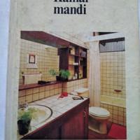 Original bekas Seri Interior KAMAR MANDI