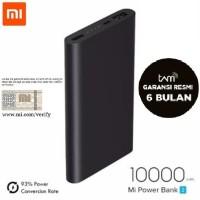 Jual Xiaomi Powerbank 10000 MAh Fast Charging Mi Pro 2 - Original Murah