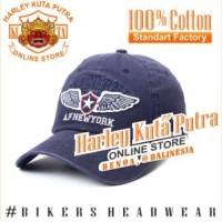 Topi Harley Davidson Amerika Blackbeard Shanks Import Bordir Rider