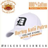 Topi Baseball D Putih Raphel Harley Davidson Exclusive